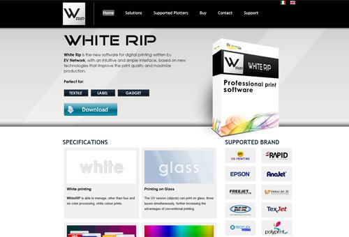 white rip